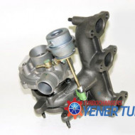 Volkswagen Lupo 1.4 TDI Turbo 733783-5008S