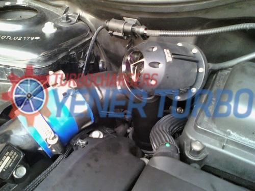 Mini Cooper S 2007-2010 Blow off Direct fit Kits (Doğrudan uyum Setleri) 71008-LE001