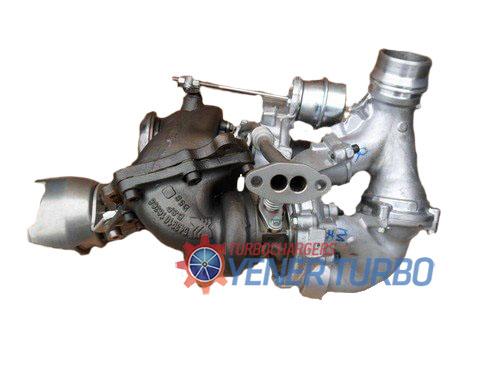 Mercedes C-Klasse 250 CDI (W204) Turbo 1000 988 0019