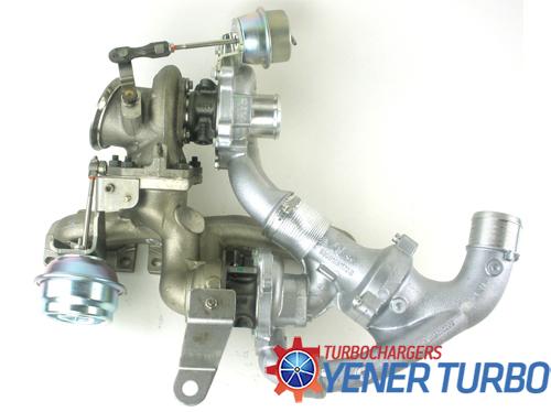 Saab 9-3 II 1.9 TTiD  Turbo 1000 988 0005