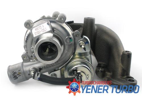 Toyota Yaris D4-D Turbo 17201-33010