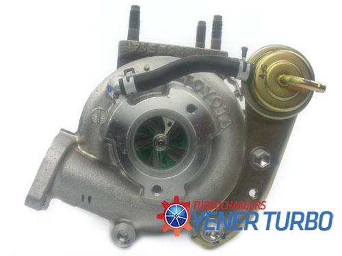 Toyota Supra 3.0 Turbo JZA80 Turbo 17201-46030