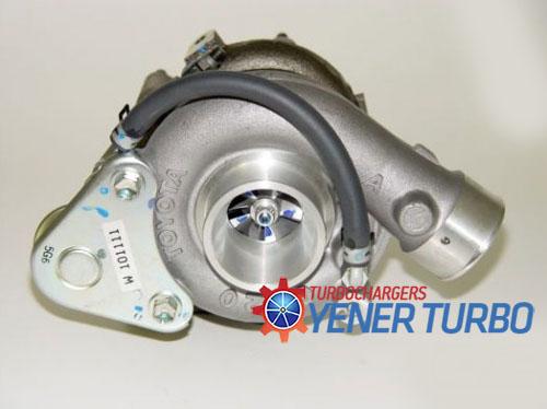 Toyota Landcruiser TD  LJ70,71,73  Turbo 17201-54060
