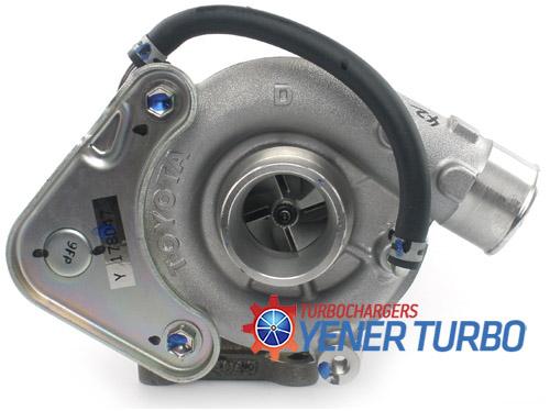 Toyota Hilux 2.4 TD (LN7RNZ) Turbo 17201-54090
