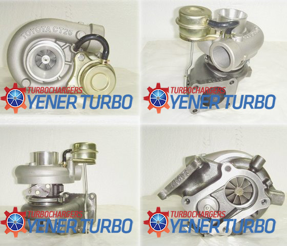 Toyota Celica GT Four (ST165) Turbo 17201-74010