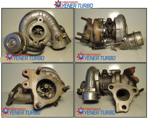 Ford Orion III 1,8 TD (GAL) Turbo 452014-0006