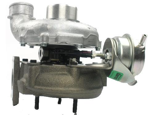 Audi A8 2.5 TDI (D2) Turbo 454135-5010S