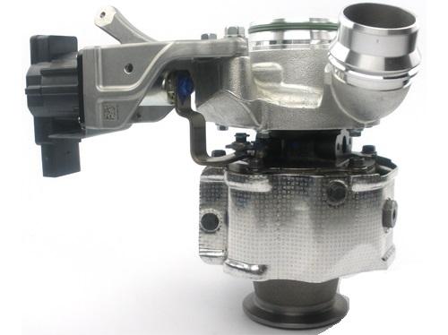 BMW 520 d (E60N / E61N) Turbo 49135-05895