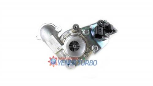 Ford Fiesta VIII 1.6 l TDCi Turbo  49373-02003