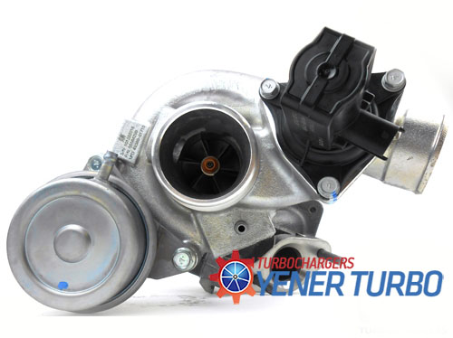 Opel Vectra C 2.8 V6 Turbo 49389-01710