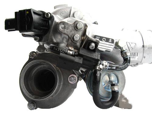 Audi TT 2.0 TFSI (8J) Turbo  5303 988 0105