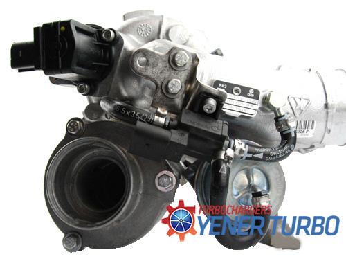 Volkswagen Eos 2.0 TFSI Turbo 5303 988 0105