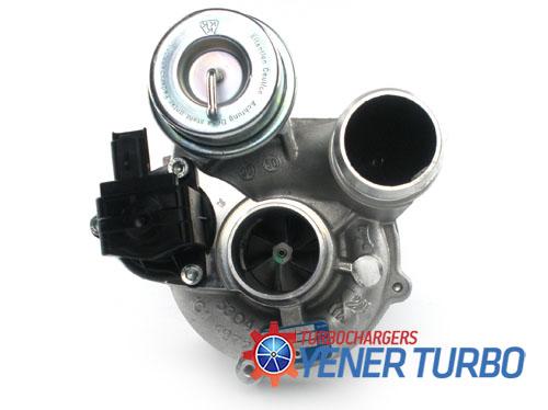 Peugeot RCZ 1.6 THP 16v 200 Turbo 5303 988 0163
