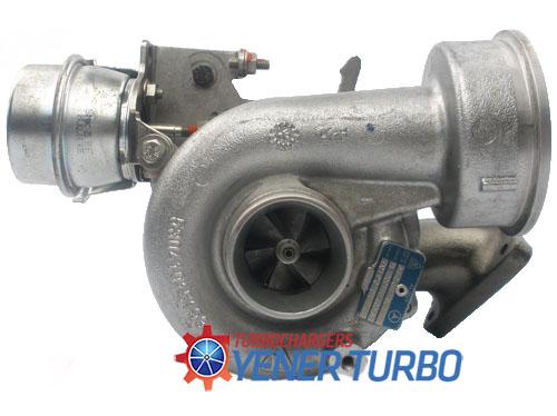 Mercedes-PKW A-Klasse 200 CDI (W169) Turbo 5303 988 7000