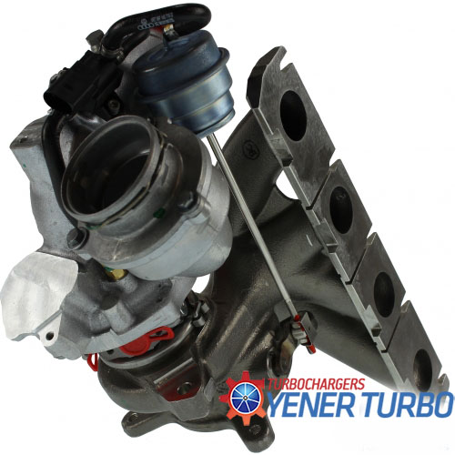Volkswagen Golf VI 2.0 GTI 35 Turbo 5304 970 0064