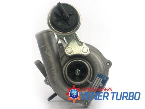 Nissan Micra 1.5 dCi Turbo 5435 970 0002