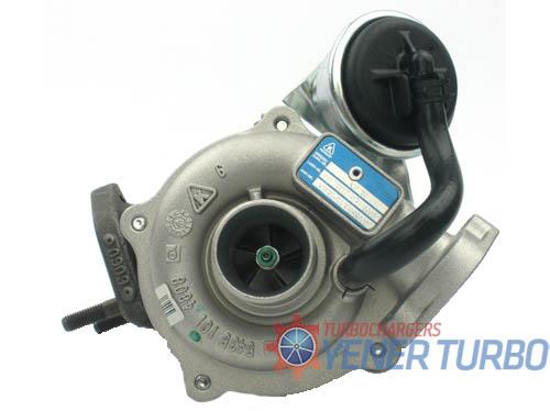 Fiat Qubo 1.3 JTD Turbo 5435 988 0005