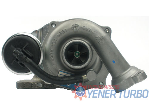 Mazda 2 1.4 MZ-CD Turbo 5435 988 0009