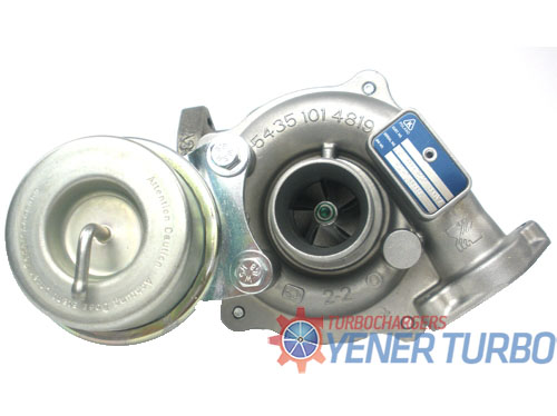 Fiat Grande Punto 1.3 JTD Turbo 5435 988 0018