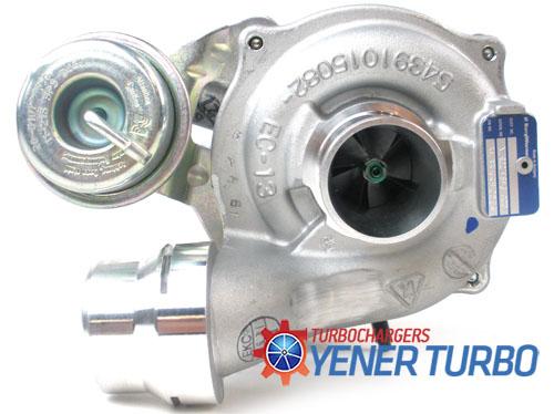 Renault Modus 1.5 dCi Turbo 5435 998 0029