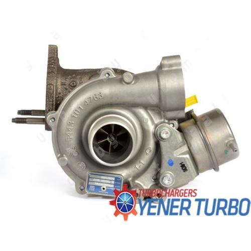 Renault Megane III 1.6 dCi Turbo 5438 988 0001