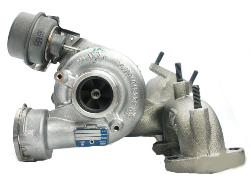 Audi A3 1.9 TDI (8L) Turbo 5439 988 0018