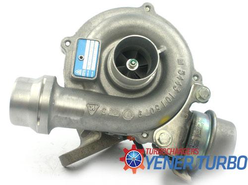 Renault Megane II 1.5 dCi  Turbo 5439 988 0027