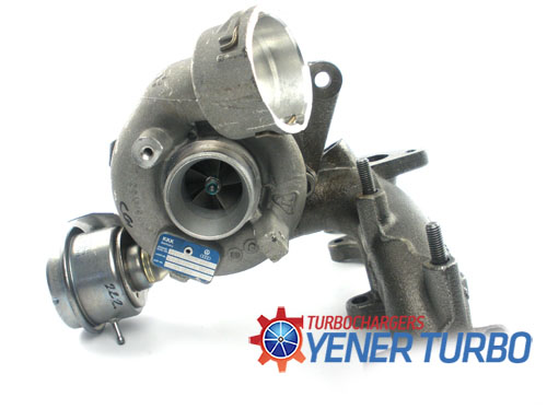 Volkswagen Golf V 1.9 TDI Turbo 5439 988 0072