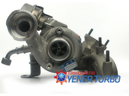 Volkswagen Endüstriyel Motor 1.9 TD Turbo 5439 988 0084