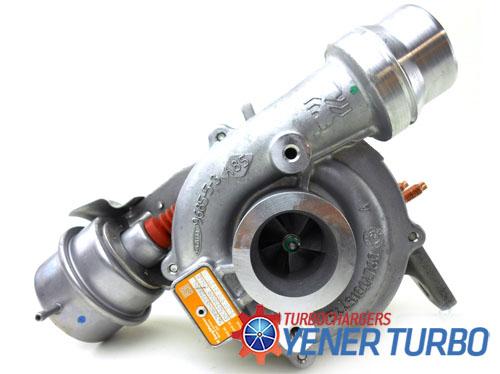 Renault Megane III 1.5 DCI Turbo 5439 998 0127