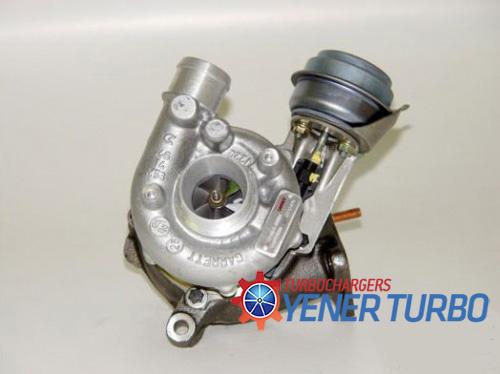 Seat Ibiza III 1.9 TDI Turbo 701854-5004S