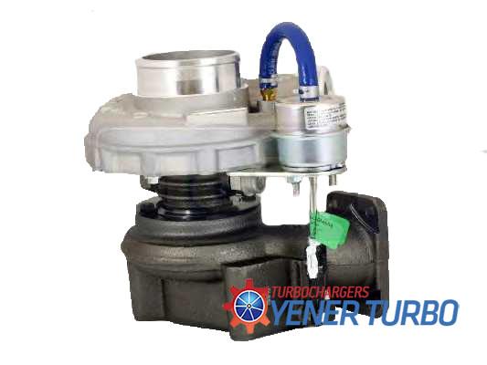 Iveco Eurocargo Turbo 702989-5006S