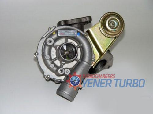 Citroen Jumpy 2.0 HDi Turbo 06978-5001S