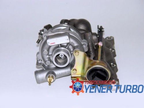 Smart-MCC Smart 0,6 (MC01) XH Turbo 708116-5001S
