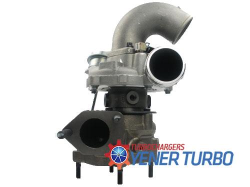Hyundai H-1 CRDI Turbo 710060-5001S