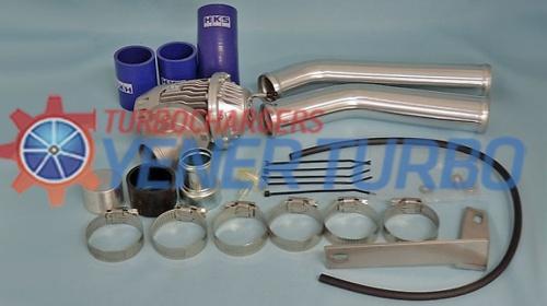 Mitsubishi EVO X 2008 Üzeri Blow off Direct fit Kits (Doğrudan uyum Setleri) 71008-AM015