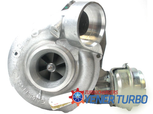 Jeep Grand Cherokee 2.7 CRD Turbo 715568-5002S