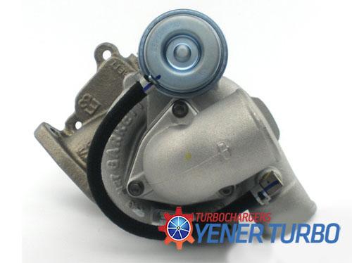 Hyundai Starex  Turbo  715843-5001S