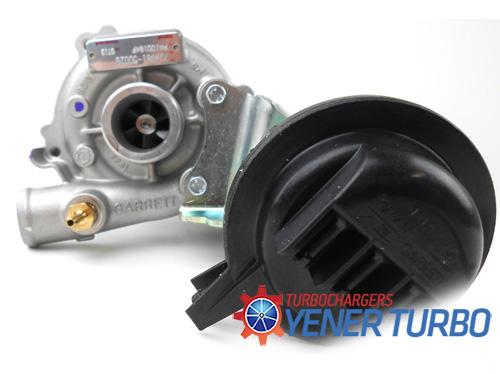 Smart-MCC Smart 0,6 (MC01) Turbo 724961-5002S