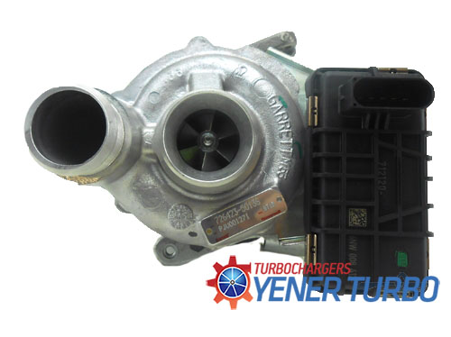 Jaguar S Type 2.7D Turbo 726423-5013S