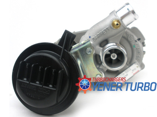 Smart-MCC Smart Roadster (MC01) Turbo 727238-5001S
