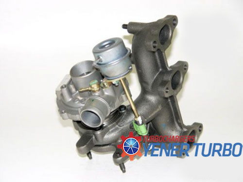 Volkswagen Fox 1.4 Turbo 733783-5008S