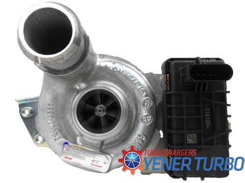 Ford Focus II 1.8 TDCi Turbo 742110-5007S