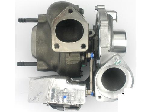 BMW 525 d (E60 / E61) Turbo 750080-5018S