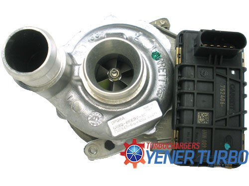 Jaguar XF 2.7 TDVi Turbo 752343-0006