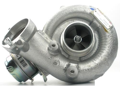 BMW X5 3.0 d (E53) Turbo 753392-5018S
