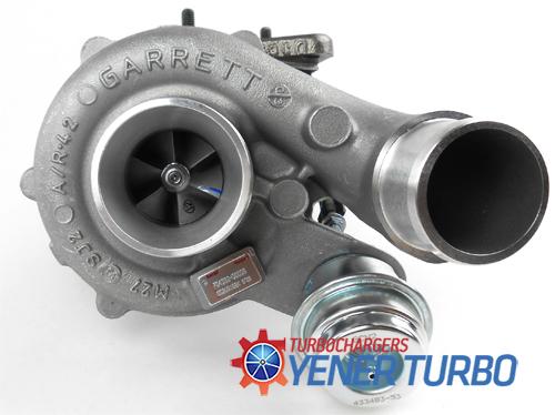 Ssang-Yong Rexton 270 Xdi  Turbo 754382-5003S