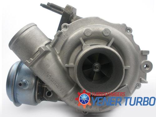 Renault Megane II 1.9 dCi Turbo Turbo 755507-5009S