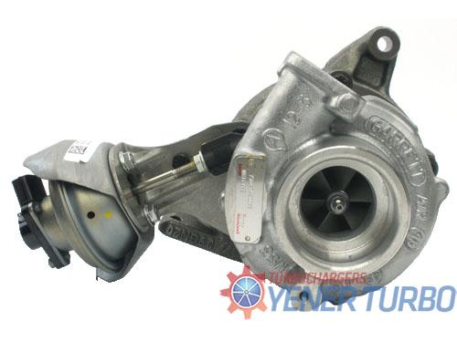 Peugeot 407 2.0 HDi  Turbo 756047-5005S
