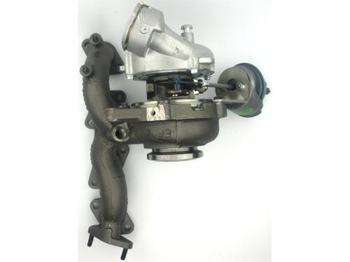 Seat Toledo III 2.0 TDI Turbo 757042-5018S